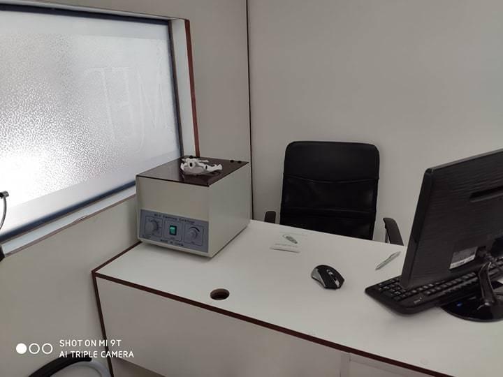 se vende consultorio equipado o sin equipar
