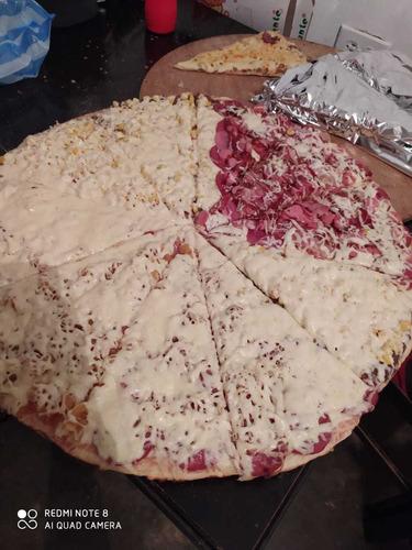 se vende deliciosa pizza ¿