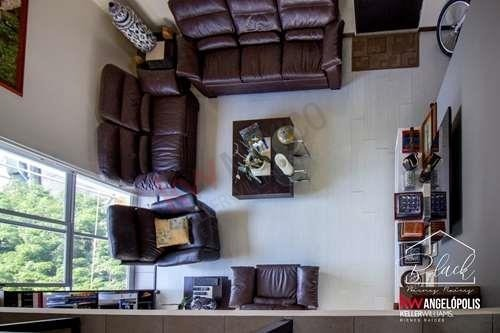 se vende departamento loft de dos niveles en la noria, puebla.
