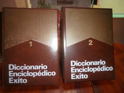 se vende diccionario enciclopédico éxito completo