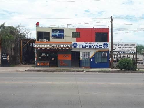 se vende edificio comercial en prados del tepeyac.