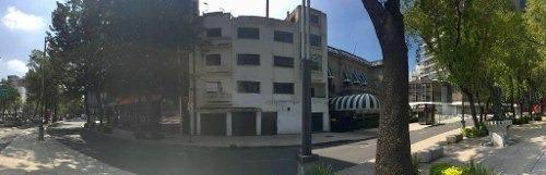 se vende edificio como terreno en paseo de la reforma cd. mx