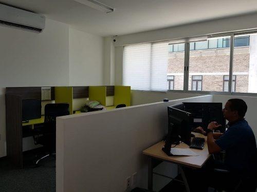 se vende edificio de oficinas en huayacan, cancun