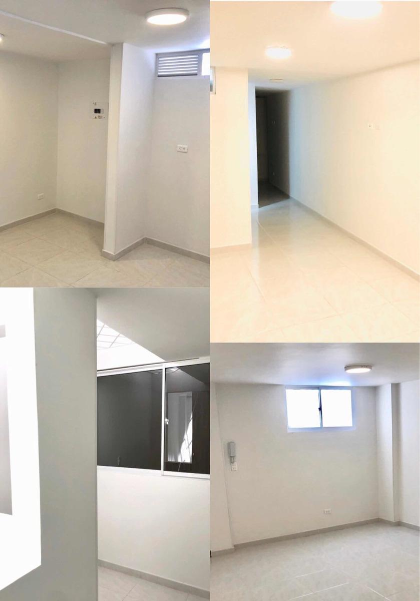 se vende edificio nuevo de apartamentos con local comercial