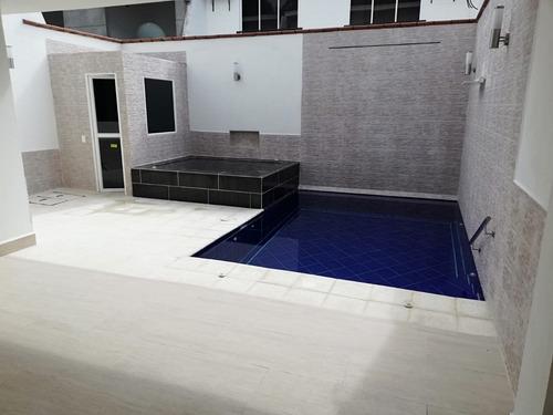 se vende espectacular casa- cabaña piscina, jacuzzi y turco