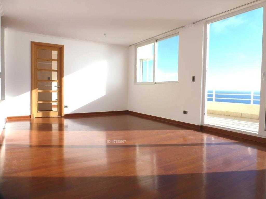 se vende espectacular departamento con vista panoramica en reñaca
