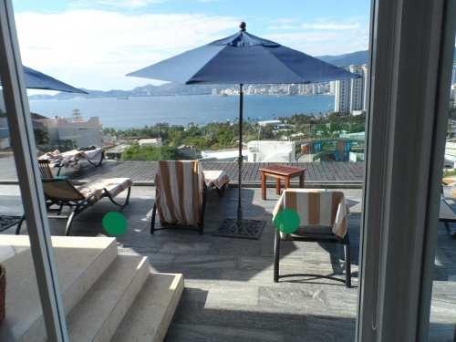 se vende espectacular residencia en el fraccionamiento joyas de brisamar acapulco