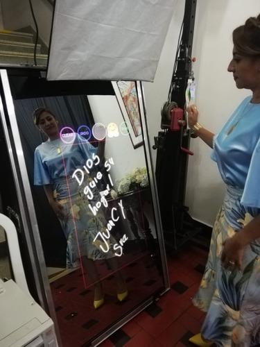 se vende espejo interactivo