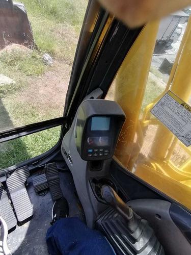 se vende excavadora kobelco yq09, modelo 2011