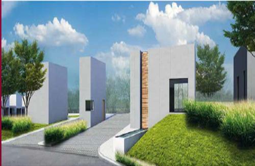 se vende excelente casa nueva en zibata miro privada con seguridad y alberca