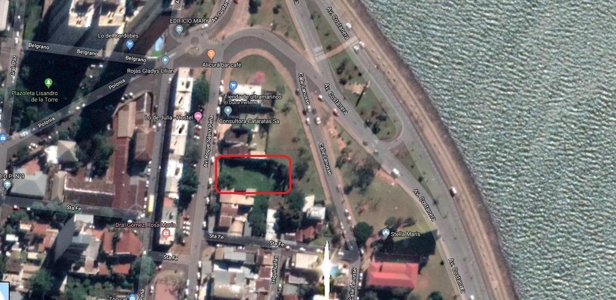 se vende exclusivo terreno  en costanera ref-337745  yvb