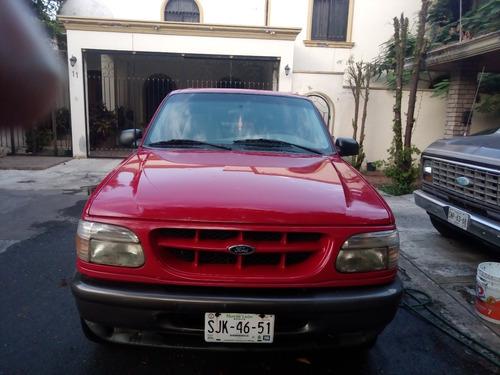 se vende ford explorer sport trac modelo 98