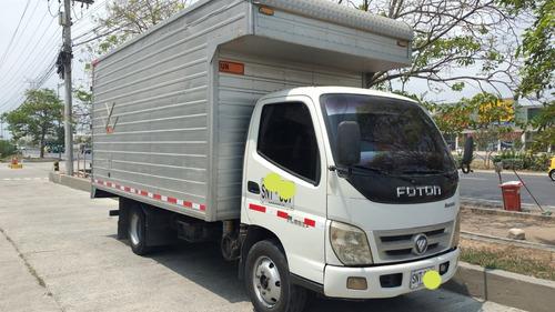 se vende furgón foton   en perfectas condiciones