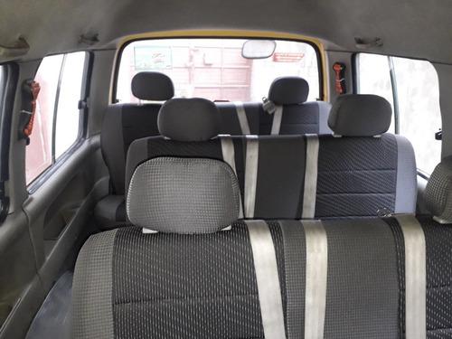 se vende furgoneta kia pregio 2013