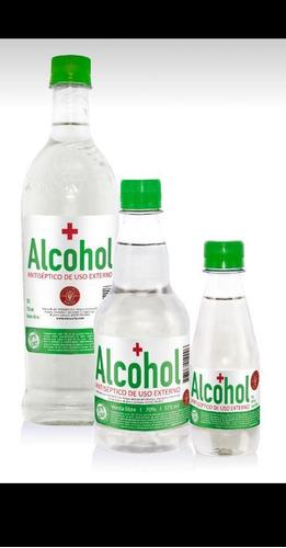 se vende gel alcohol y tapabocas