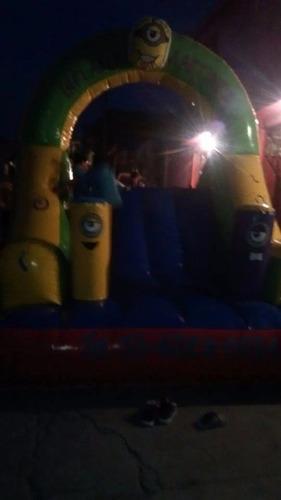 se vende  globos infla ble y brincolin   nuevo a  tratar