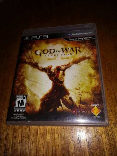 se vende good of ward ascencion ps3 original