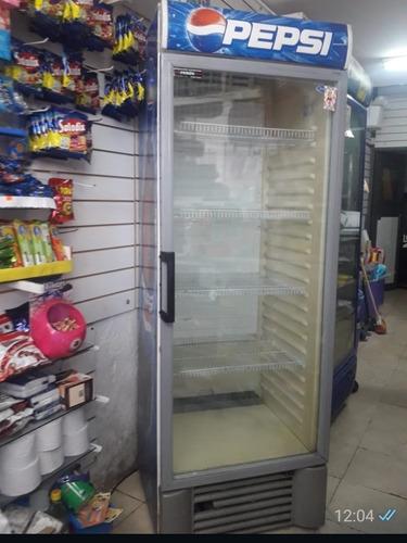 se vende heladera exhibidora,excelente estado