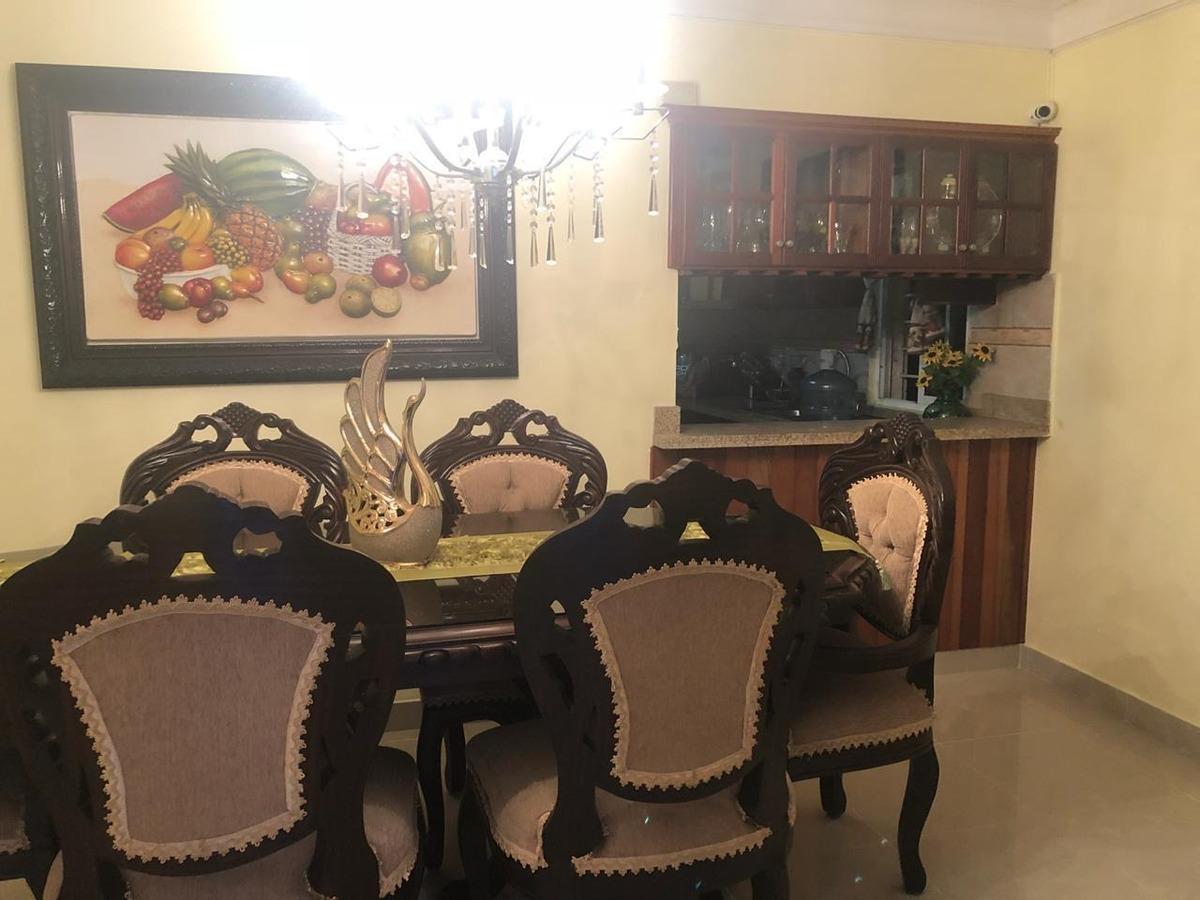 se vende hermoso apartamento 3er piso en alma rosa 1