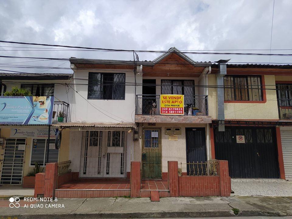 se vende hermoso apartamento (cerca al centro)