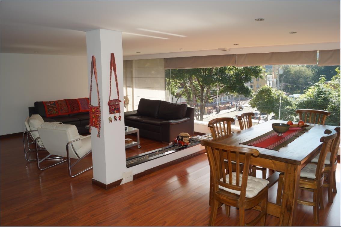 se vende hermoso apartamento cr 11 con calle 96