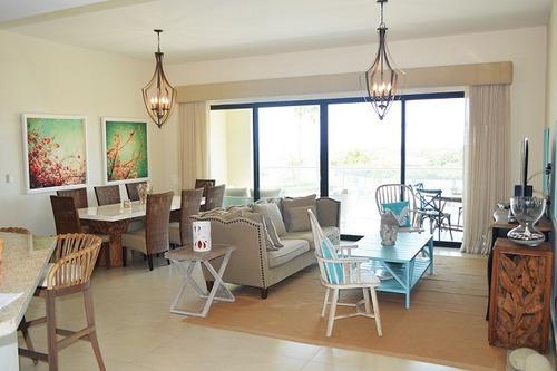se vende hermoso apartamento de playa en casamar, san carlos