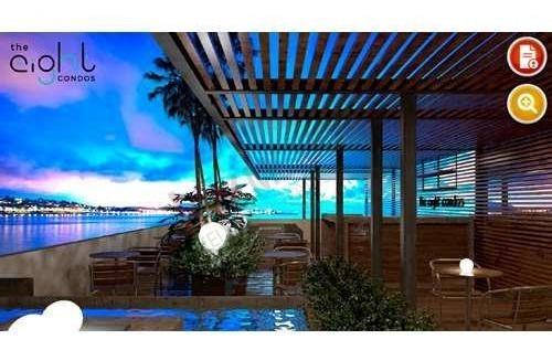 se vende hermoso departamento en playa del carmen, quintana roo.