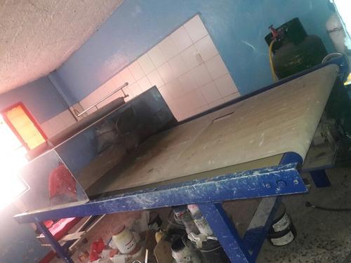 se vende horno de secado a gas para estampar