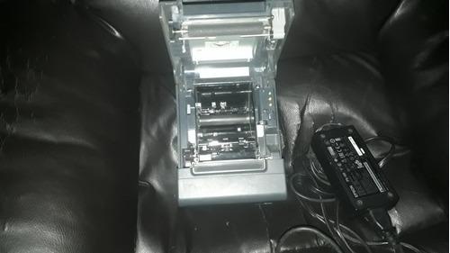 se vende impresora fiscal epson tm-t20ll