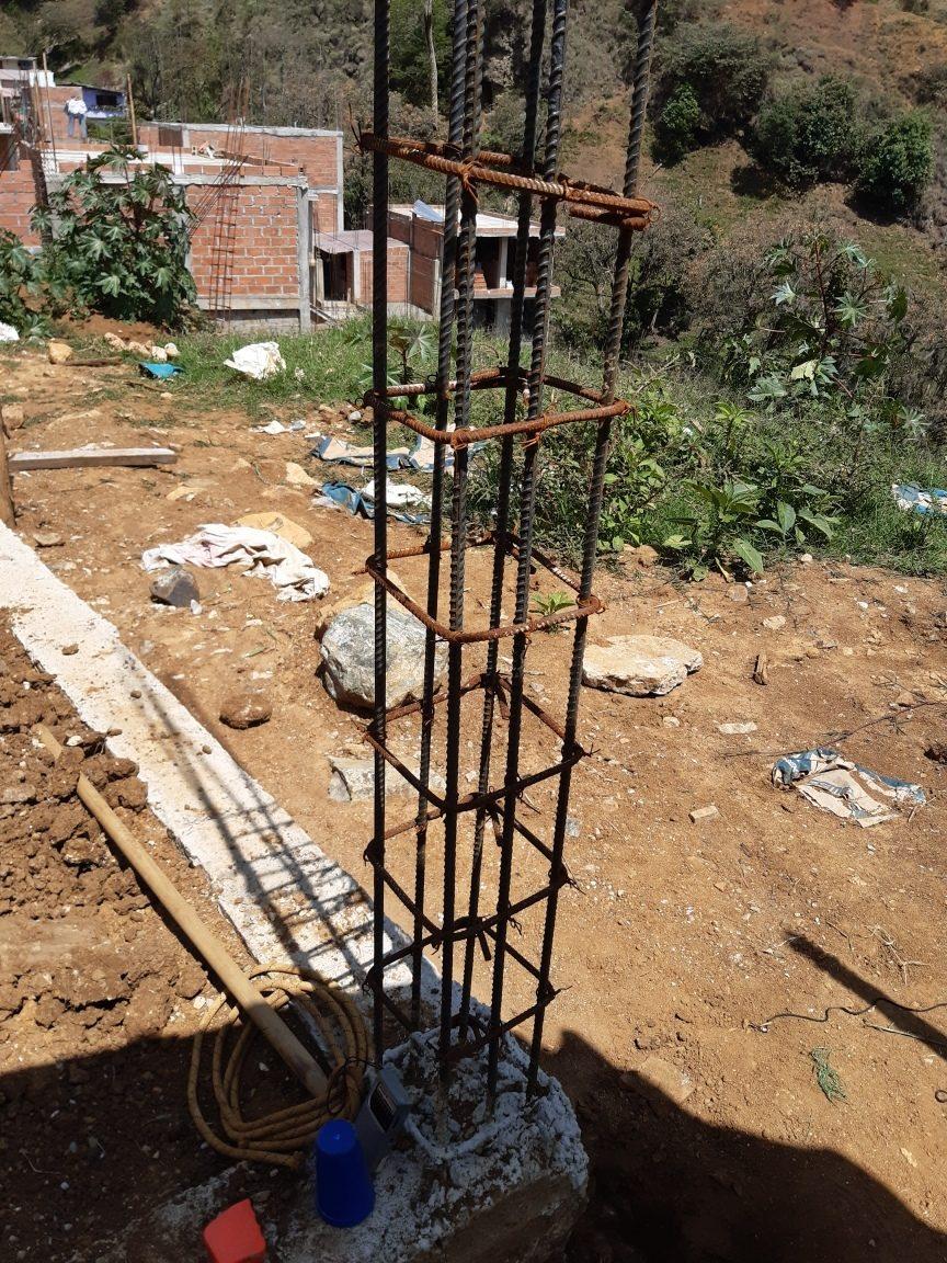 se vende inicio de construsion