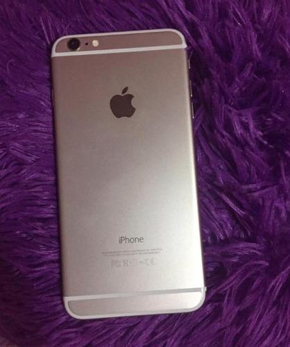 se vende iphone 6 plus dorado
