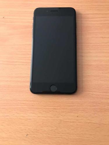 se vende iphone 8 plus negro de 256 gb