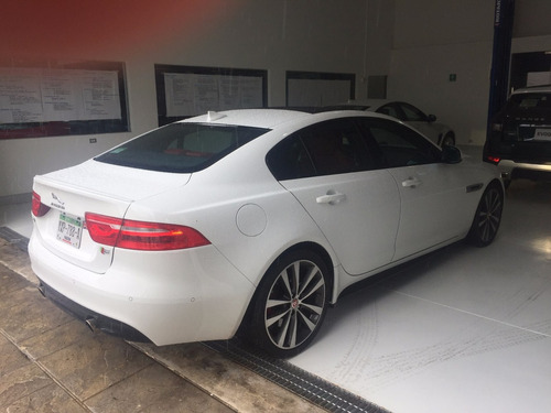se vende jaguar xe version s v6 340hp 2016 demo