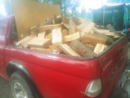 se vende leña seca por camionetada