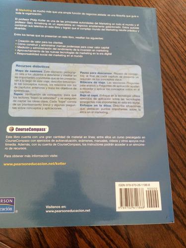 se vende libro fundamentos marketing editorial pearson