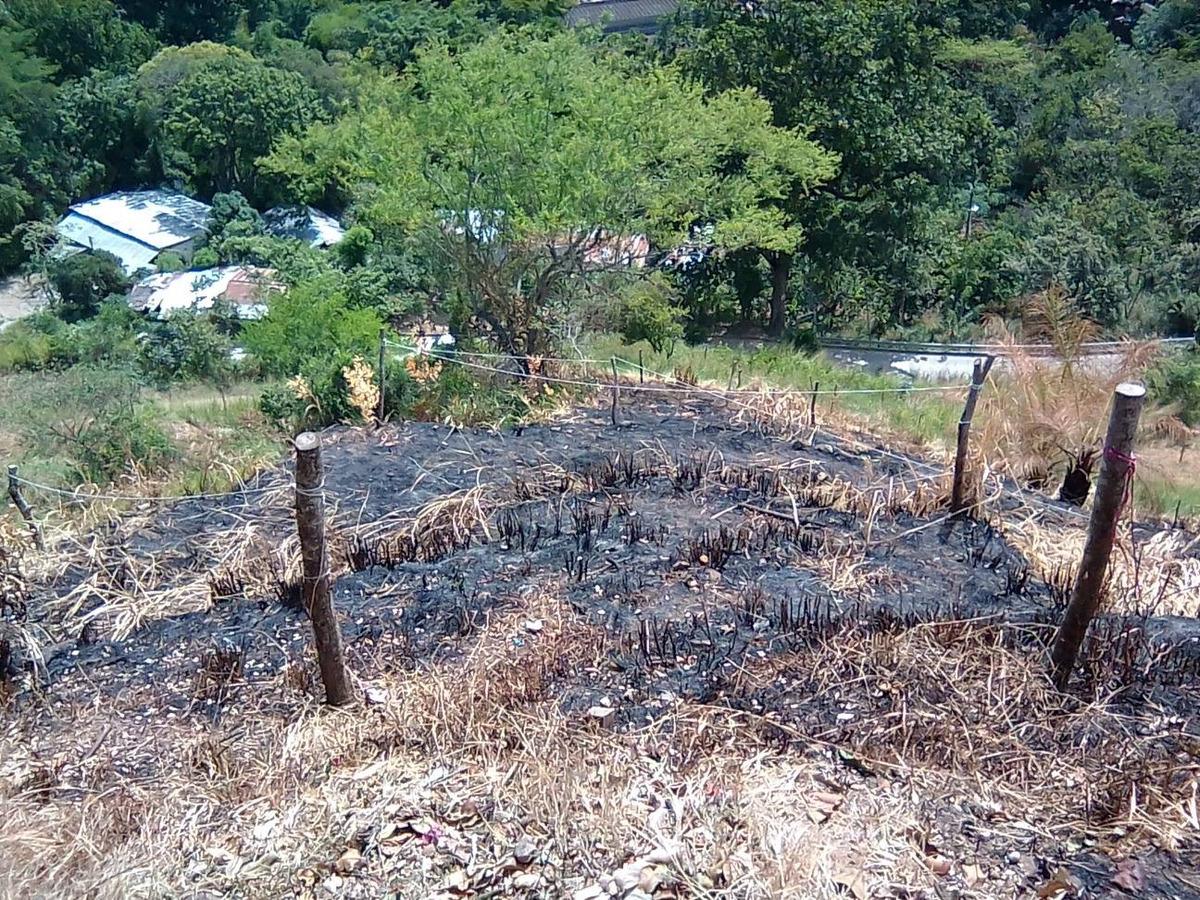 se vende lote en bucaramanga ( norte) vía matanza .