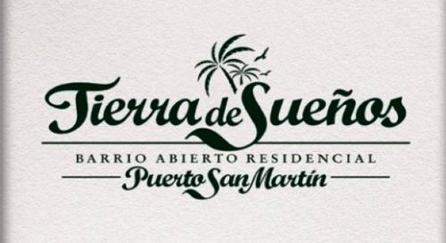 se vende lote tierra de sueños puerto san martin - financiado 12 cuotas fijas en pesos