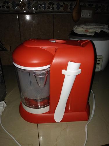 se vende máquina para preparar comidas de bebé .