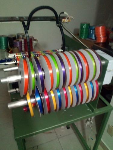 se vende máquinas para elaboración de serpentinas