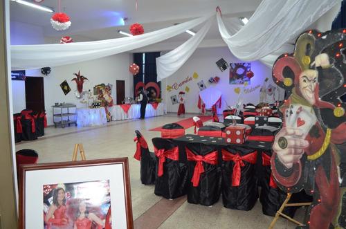 se vende menaje de eventos para banquetes se recibe permuta