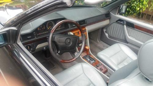 se vende  mercedes 300 ce convertible modelo 1993