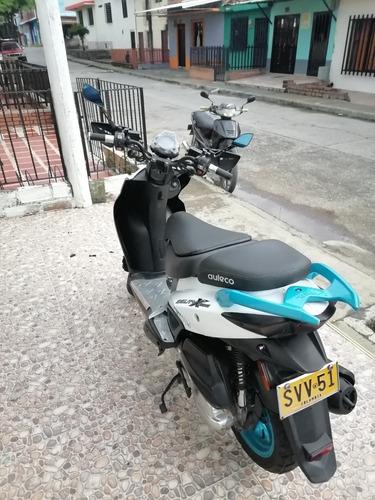 se vende moto agility extreme 125 en excelentes condiciones