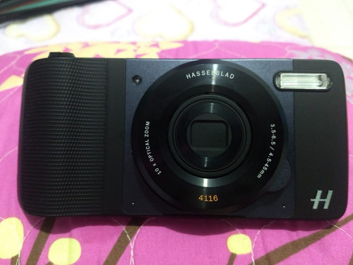 se vende moto mod cámara, hasselblad 10x optical zoom.
