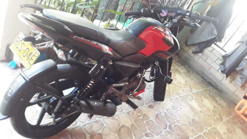 se vende moto pulsar 135 speed modelo 2018 km 10400 único du