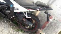 se vende moto spitit serpento necesita unos arreglos añ 2019
