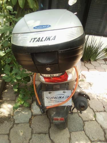 se vende motoneta italika 2019