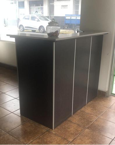se vende mueble para recepción