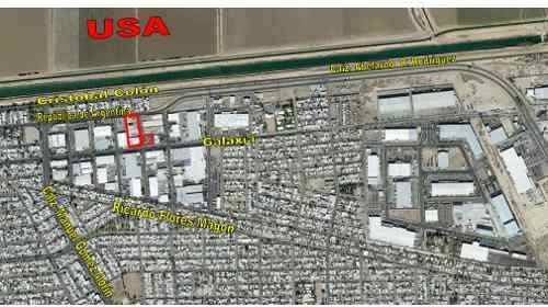 se vende nave industrial, mexicali