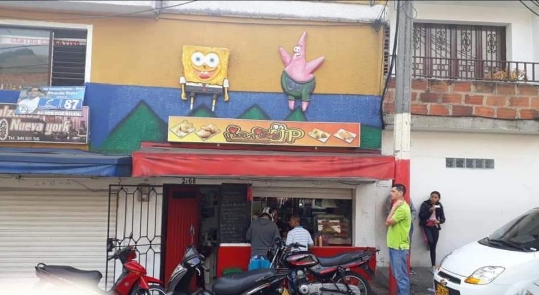 se vende negocio de fritos