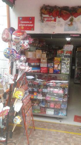 se vende negocio de variedades, papeleria y cacharreria
